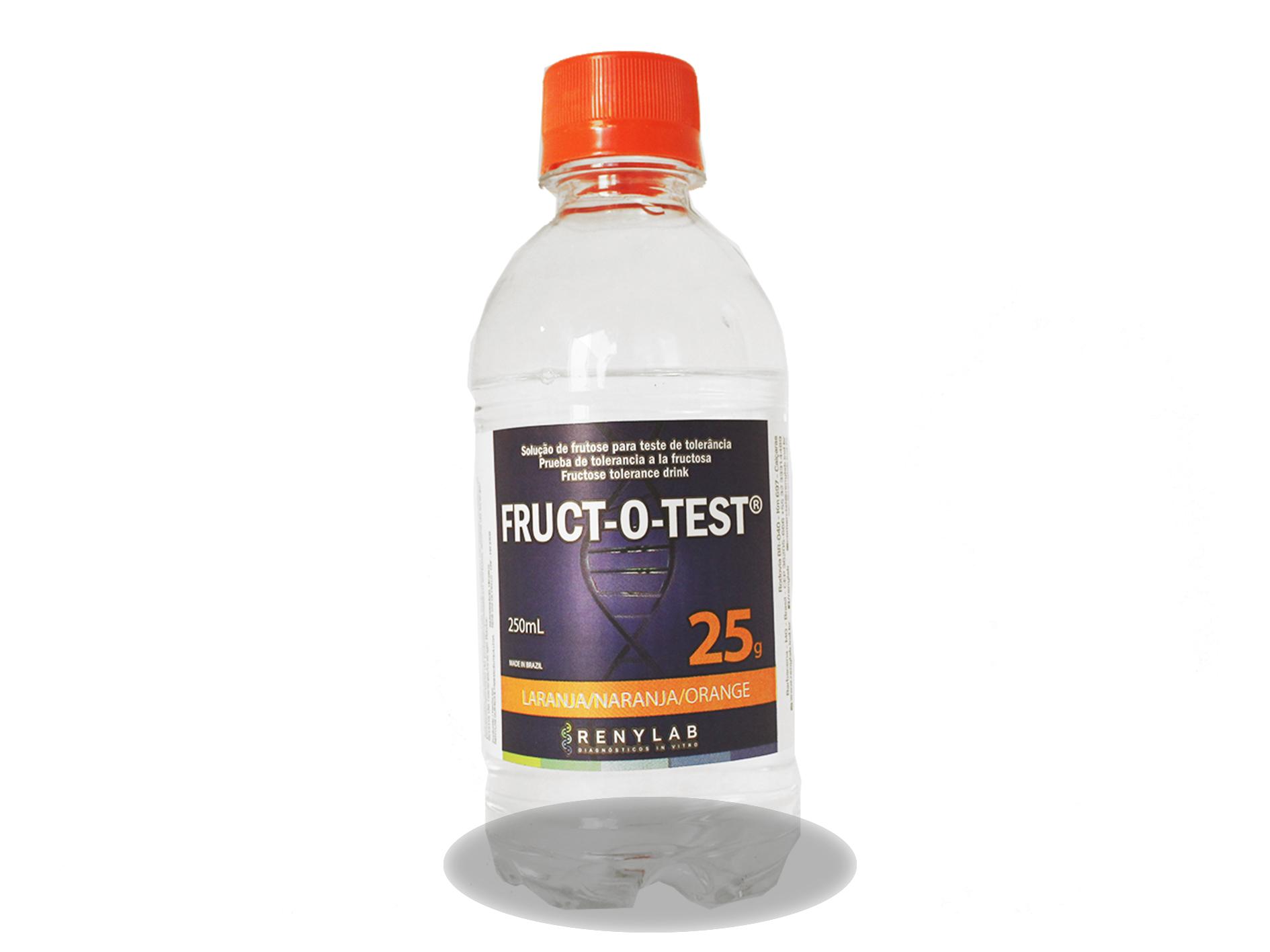 Fruct-o-Test® – Substrato para teste de Hidrogênio Expirado