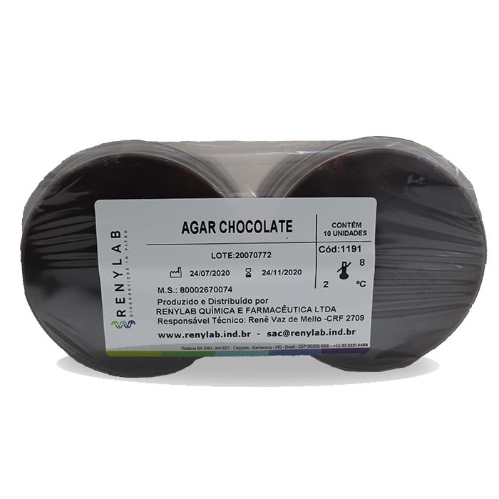 Ágar Chocolate
