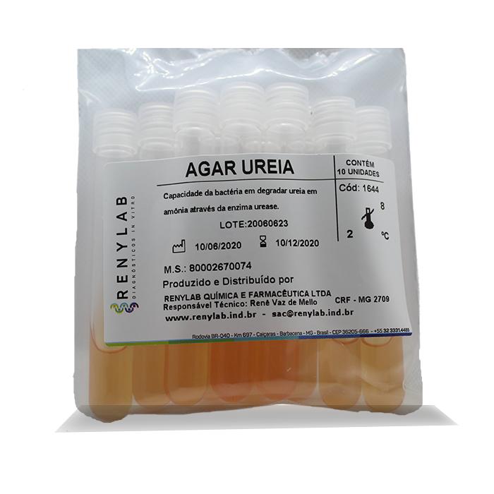 Ágar Ureia