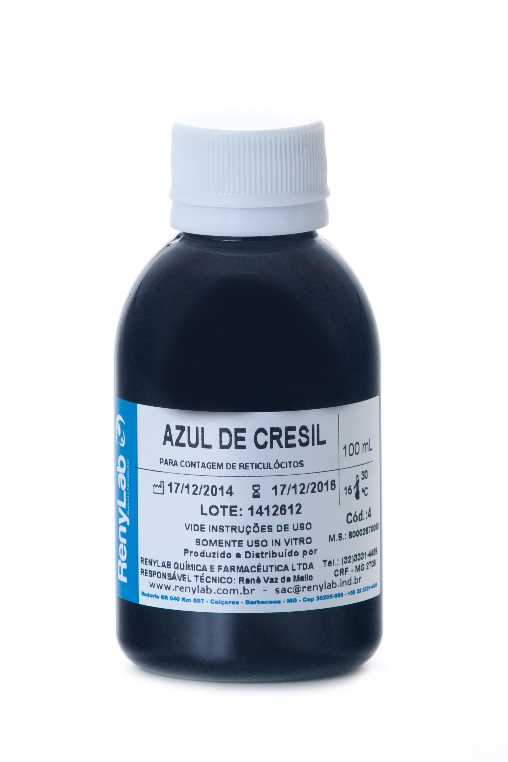Azul de Cresil