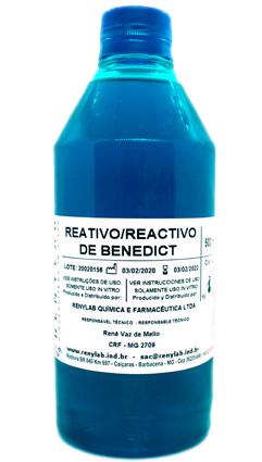 Reativo de Benedict