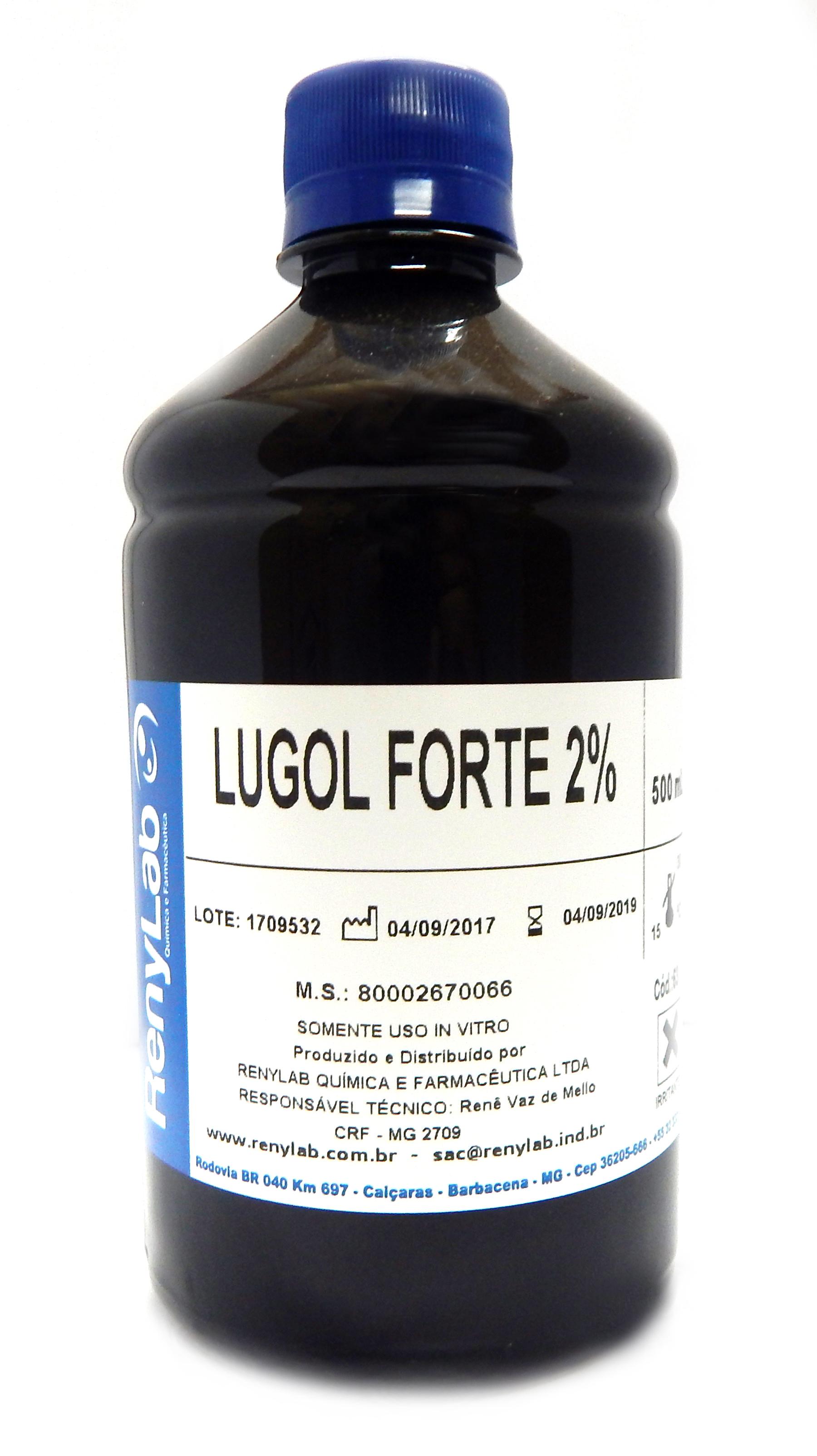 Lugol Forte 2%