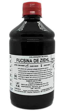 Fucsina Fenicada de Ziehl