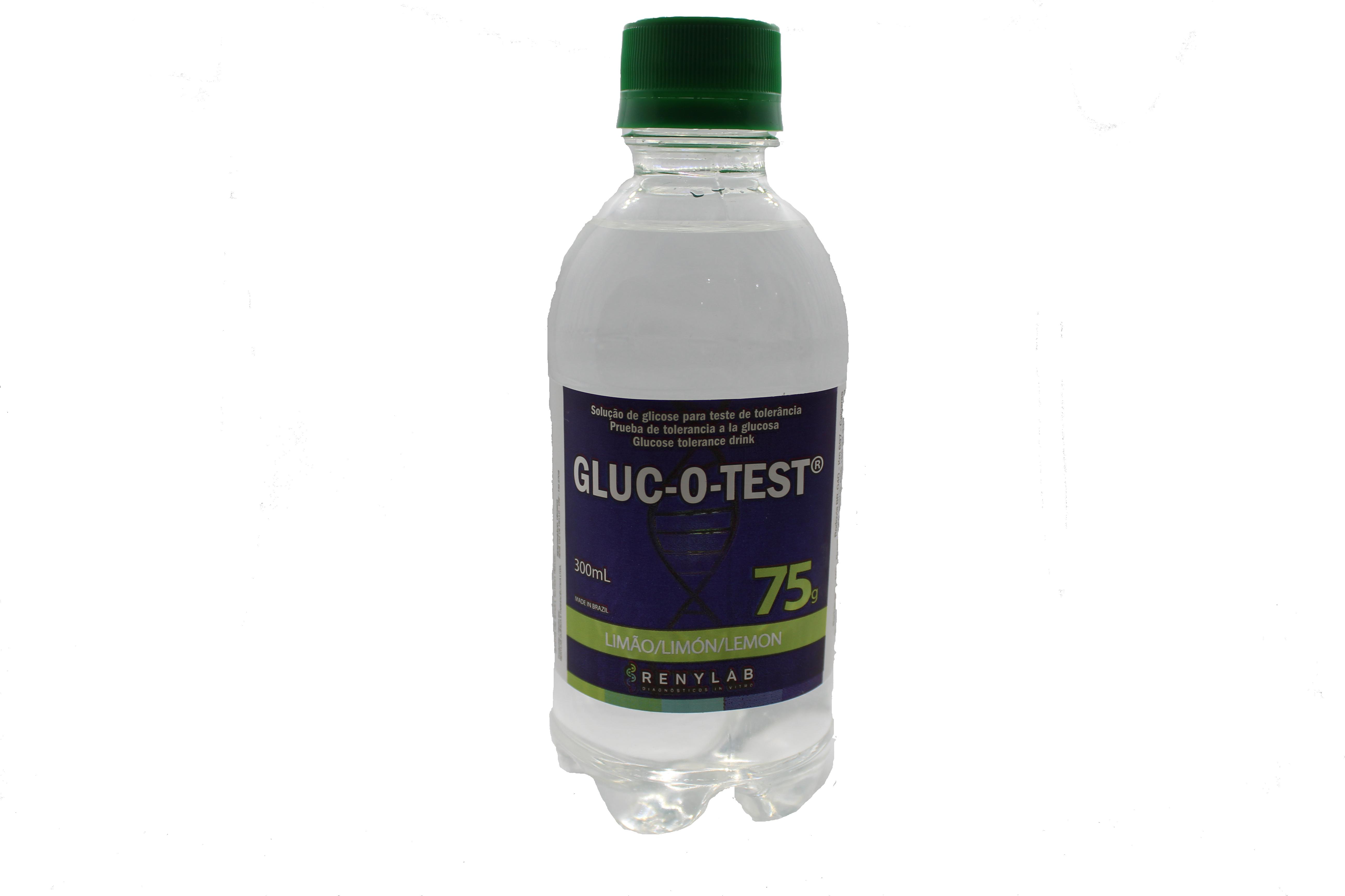 Gluc-o-test® 75g (Solução de Glicose)