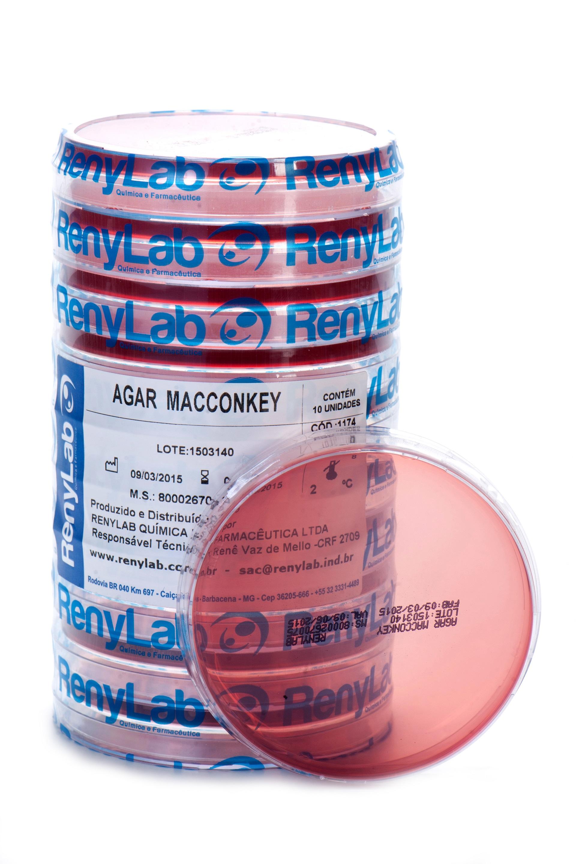 Ágar MacConkey