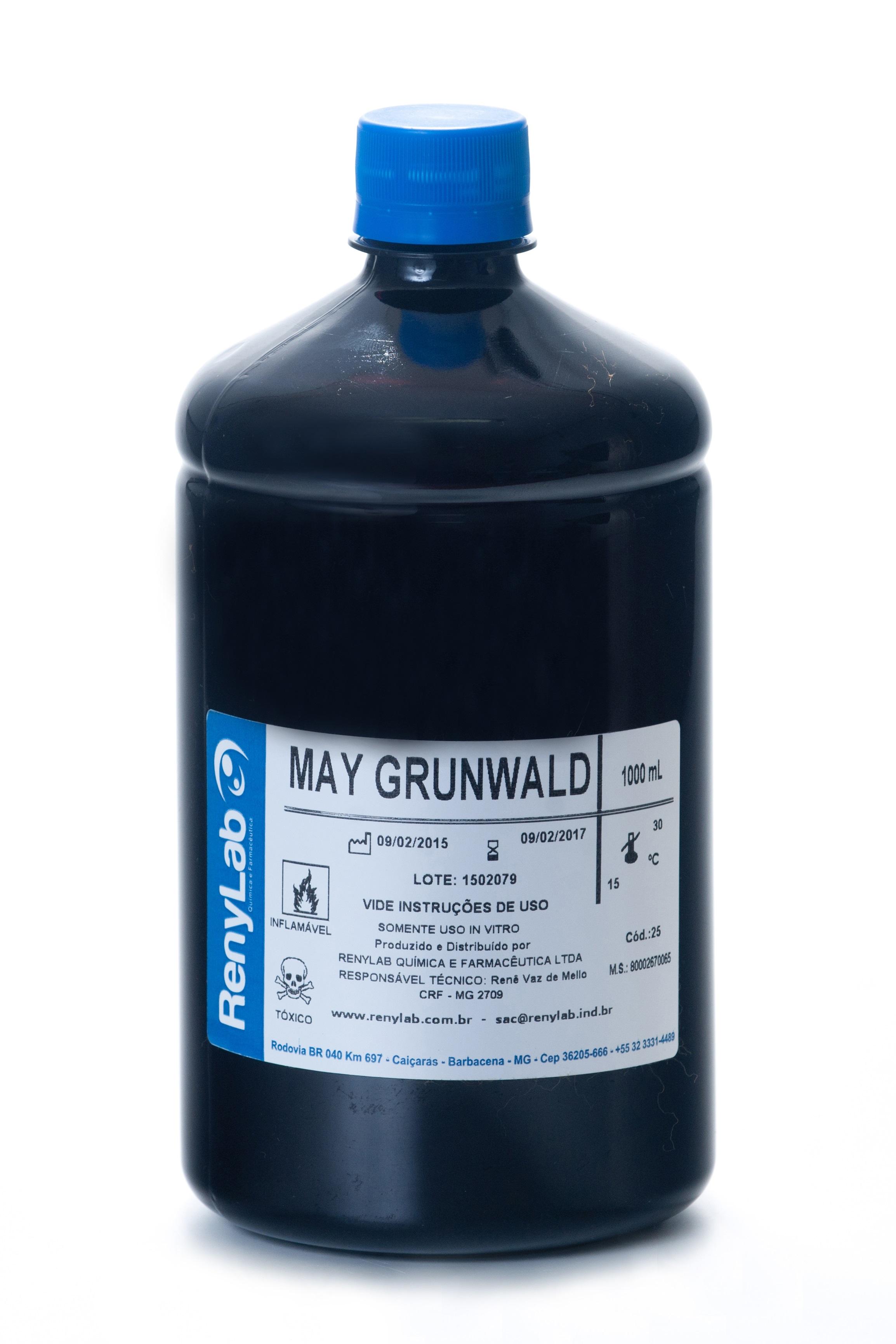 MAY-GRUNWALD